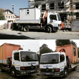 Prevoz kontejnera