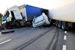 Kamionska nesreća